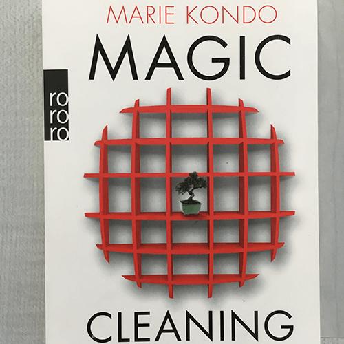 Buch Magic cleaning