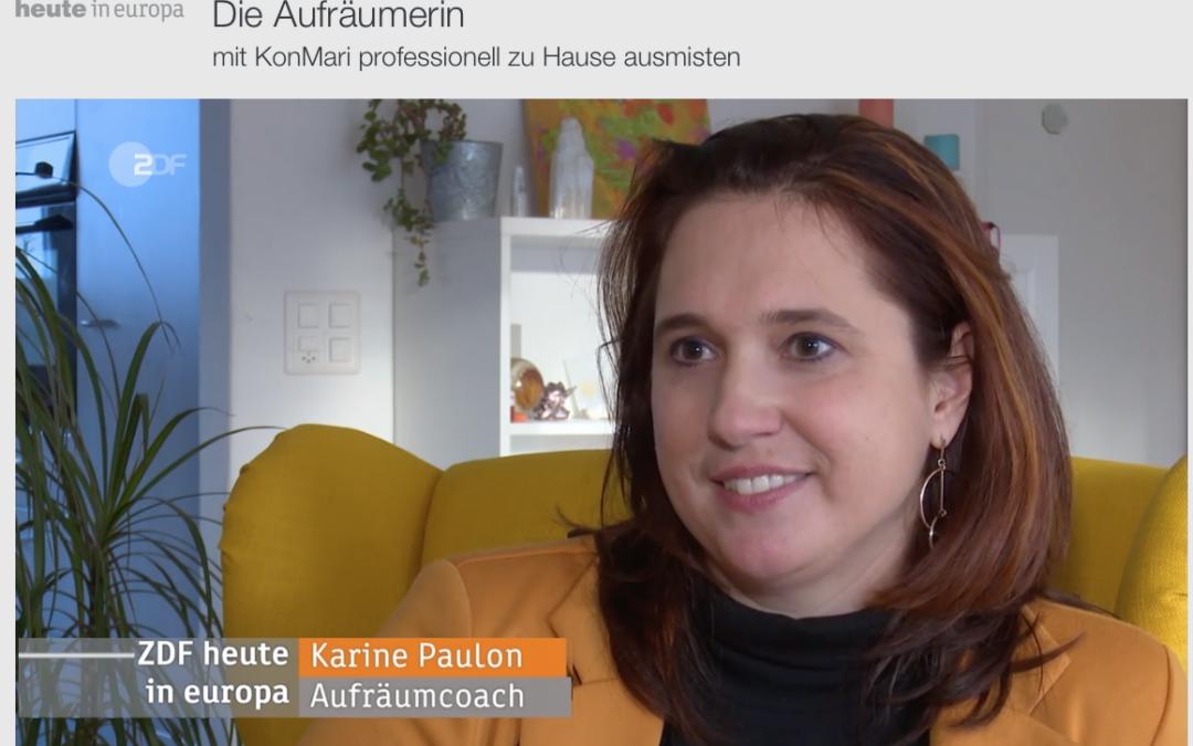 Die Aufräumerin – ZDF Heute in Europa