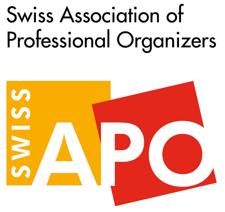 Logo der Swiss Association of Professional Organizers